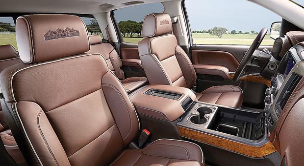High Quality Silverado High Country Interior. | Richmond Drives: Vehicle Features |  Richmond.com