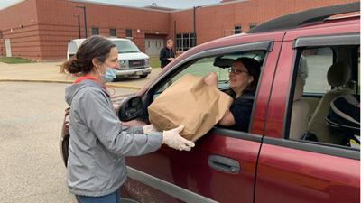 Schools, local nonprofits feed Powhatan youth during shutdown
