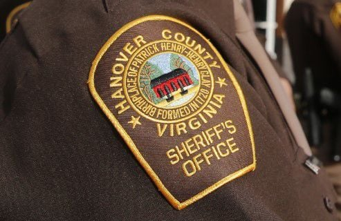 Hanover Sheriff's Office patch