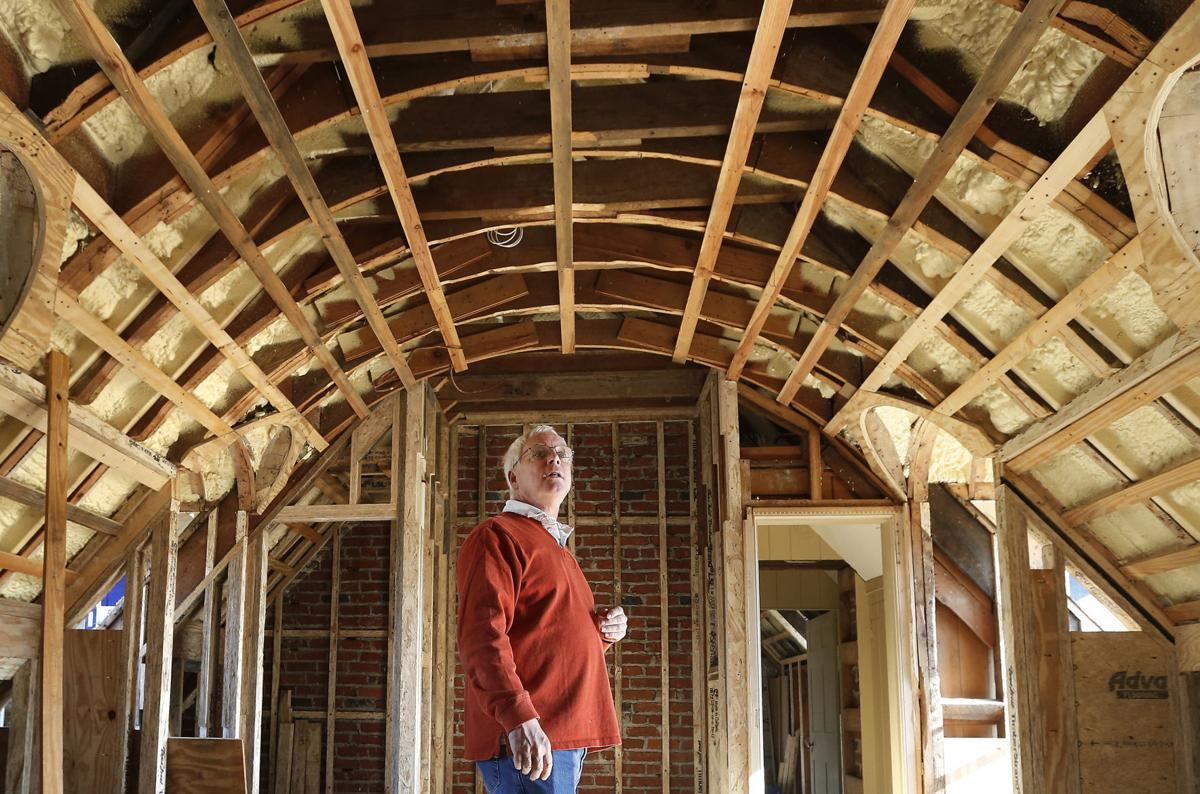 Meticulous restoration under way to preserve Carter's Grove plantation near Williamsburg   Local ...