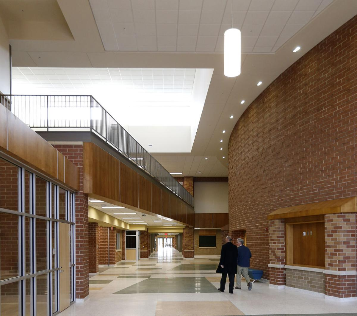 New Huguenot High School Sets Bar In Richmond