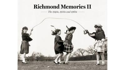 Richmond Memories II coffee table book