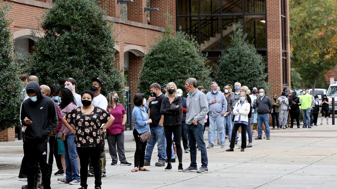 'Election week not election day': Unprecedented number of early ballots could delay election results