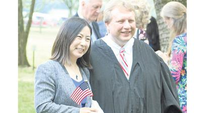 U S  welcomes 60 new citizens at Scotchtown | Mechanicsville Local
