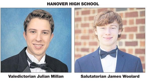 Millan, Woolard lead HHS as valedictorian, salutatorian