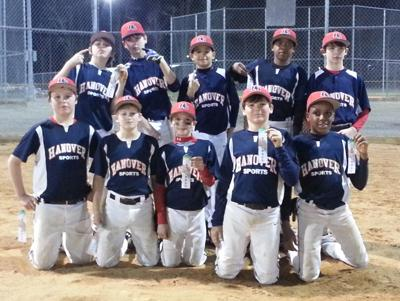 Hanover Sports 12U baseball takes title | Sports | richmond com