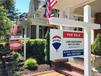 Home sales in Richmond region and in U S  fall in 2018, but