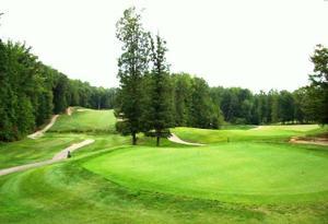 Golf Gauntlet