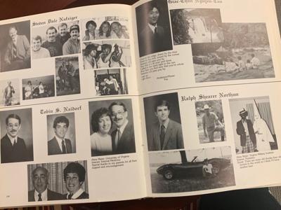 1984 Eastern Virginia Medical School yearbook