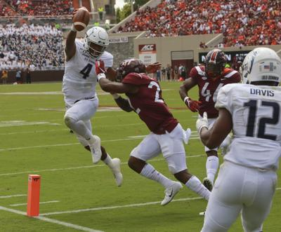 Old Dominion Virginia Tech Football