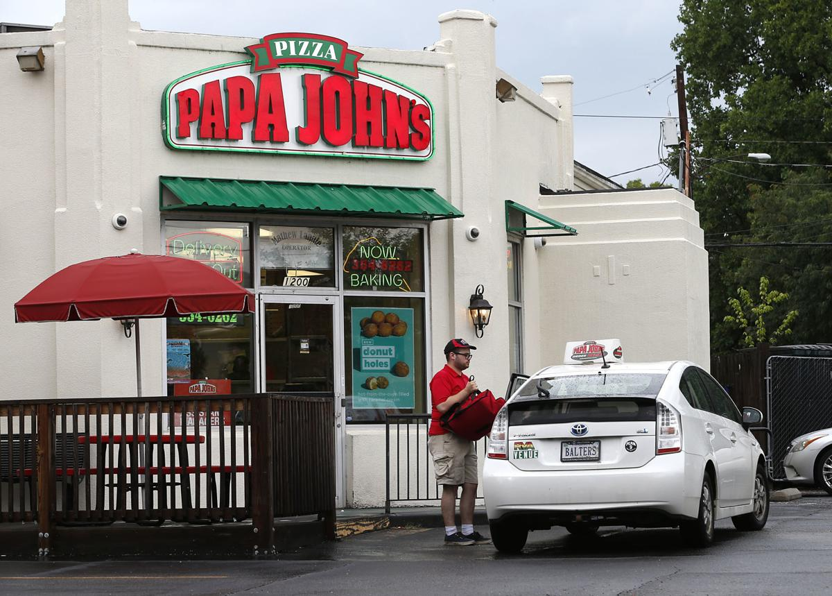 Papa john 39 s founder 39 s comments having effect on business for Franchise ad garage