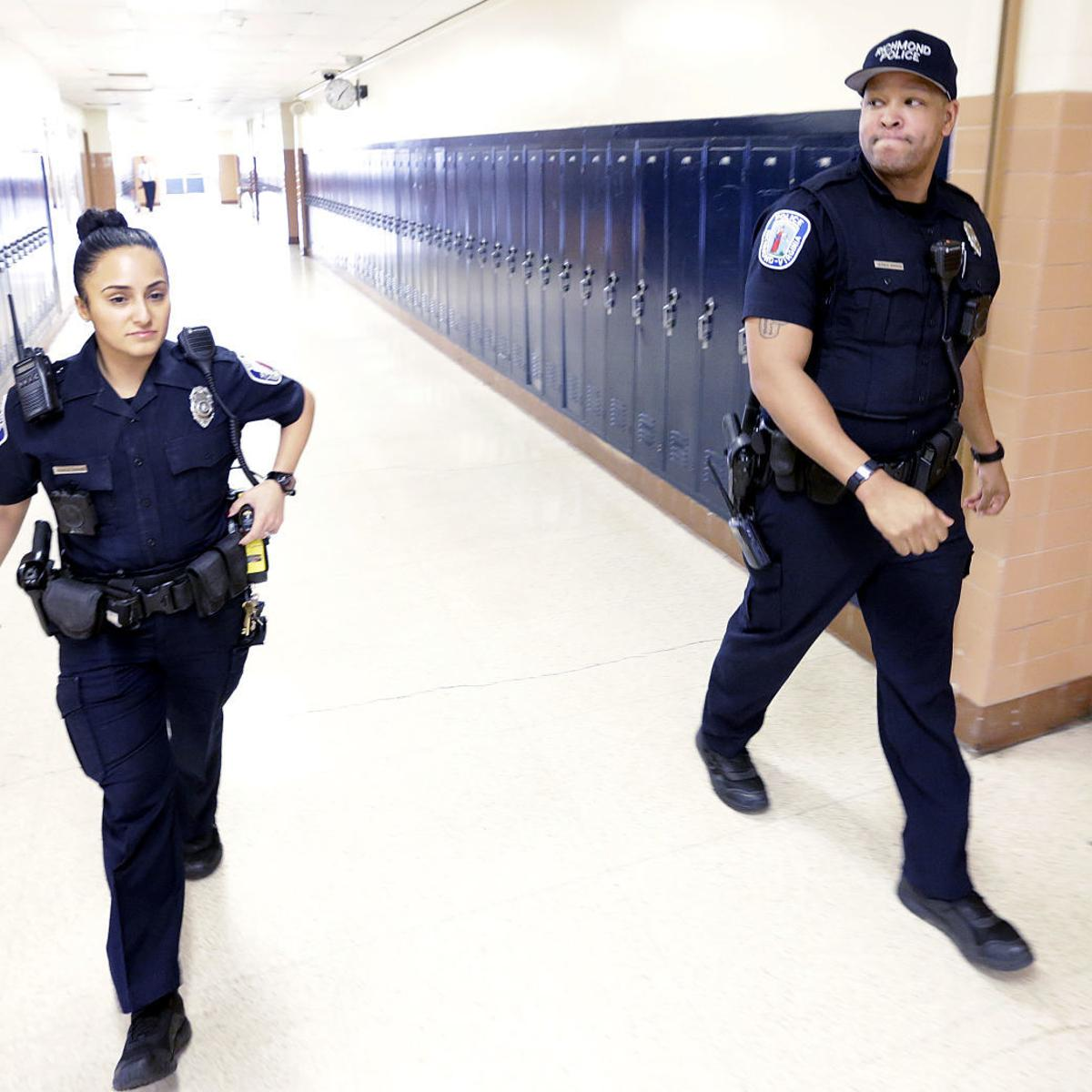 More school resource officers and mental health resources