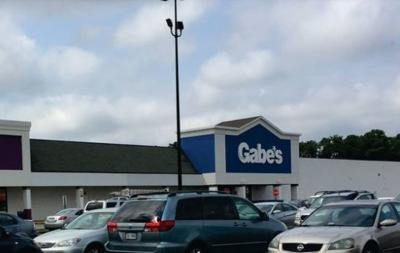 Gabe's discount store