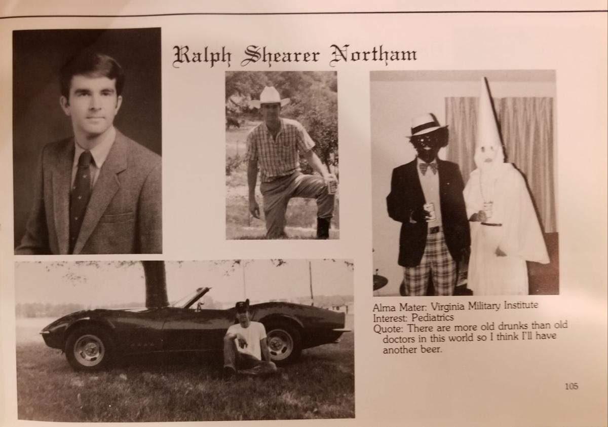 Northam yearbook photo