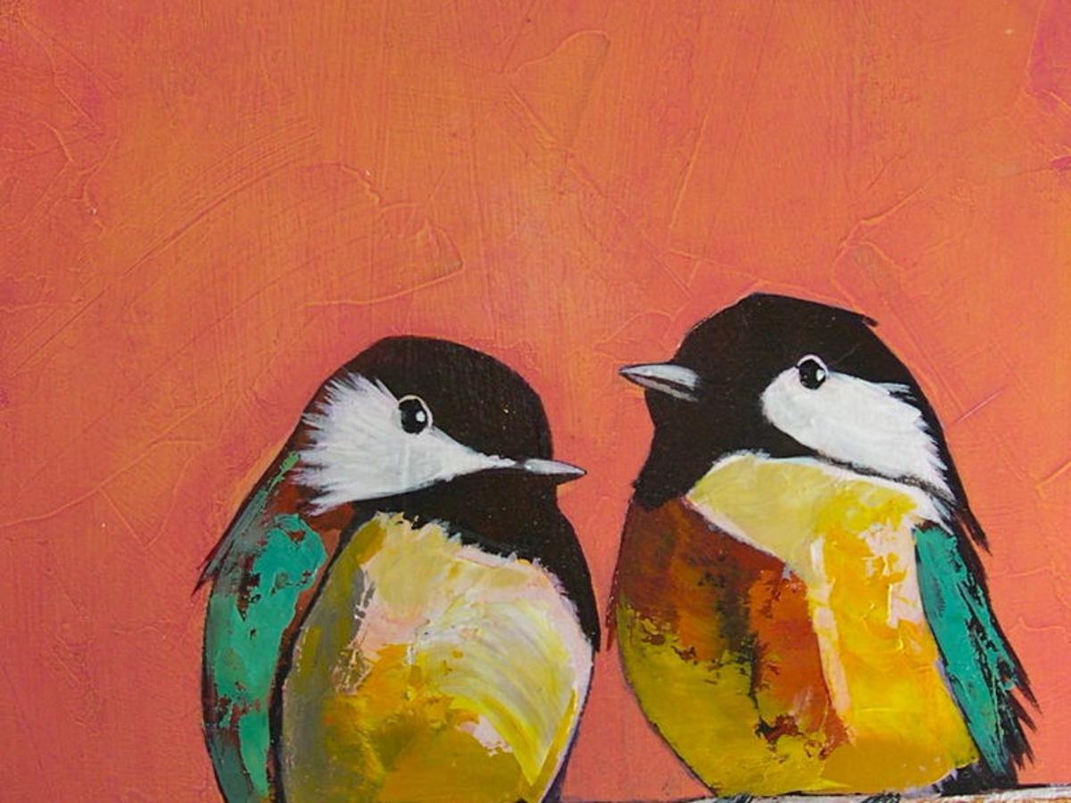 Vivid Color Marks Altug S Works At Bainbridge Art Center Entertainment Richmond Com