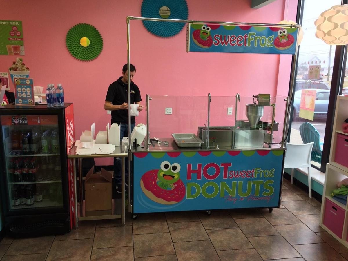Sweet Frog adding doughnuts at two Richmond area stores; could roll ...