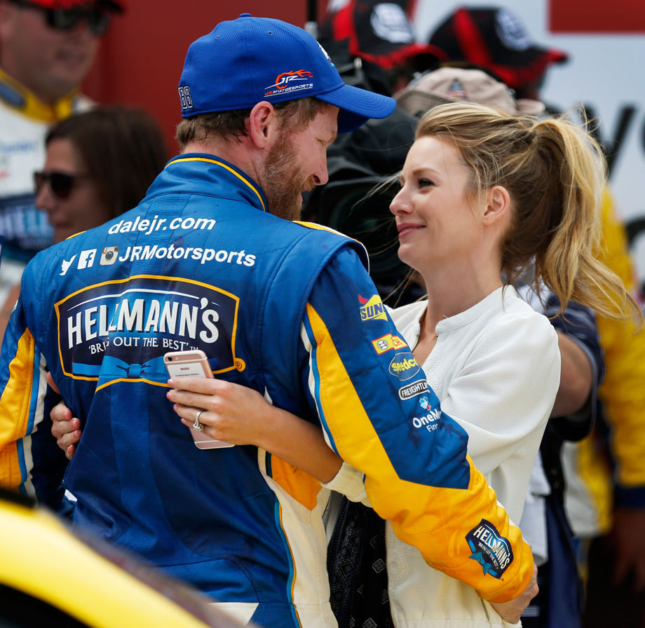 Dale Earnhardt Jr Wedding.Woody Love And Marriage Have Made Being Dale Earnhardt Jr