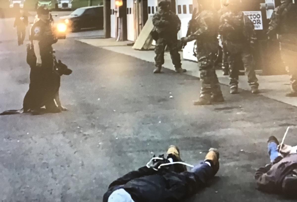 SWAT teams, DEA raid car stereo shop in Culpeper with