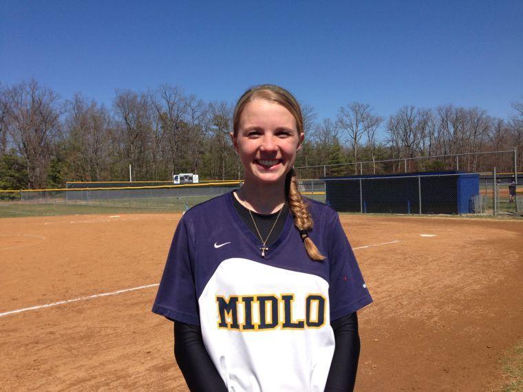 Katie Smith Midlothian High School softball | | richmond com