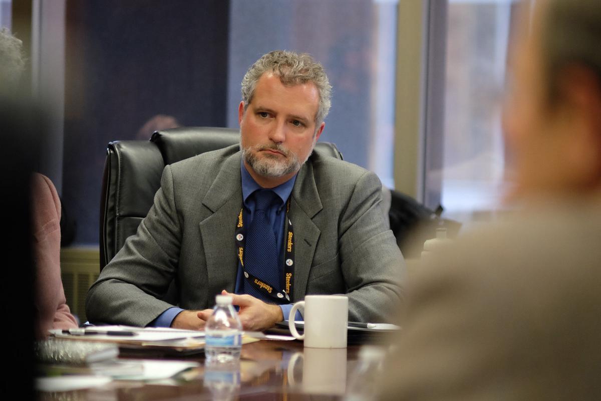 Richmond Finance Director John Wack