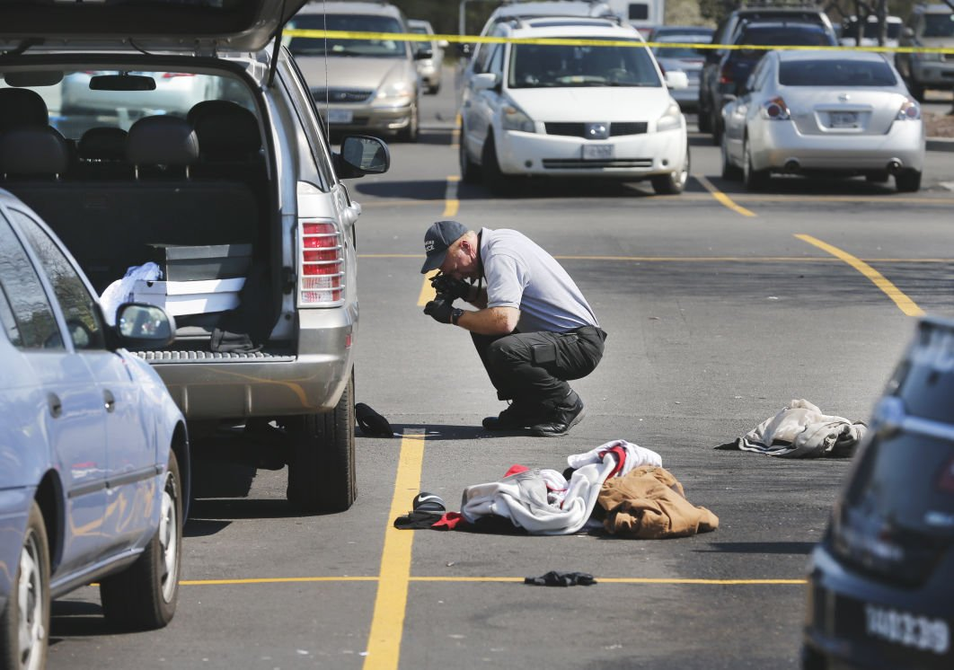 Arrest Made In Shooting At South Richmond Walmart Parking Lot City