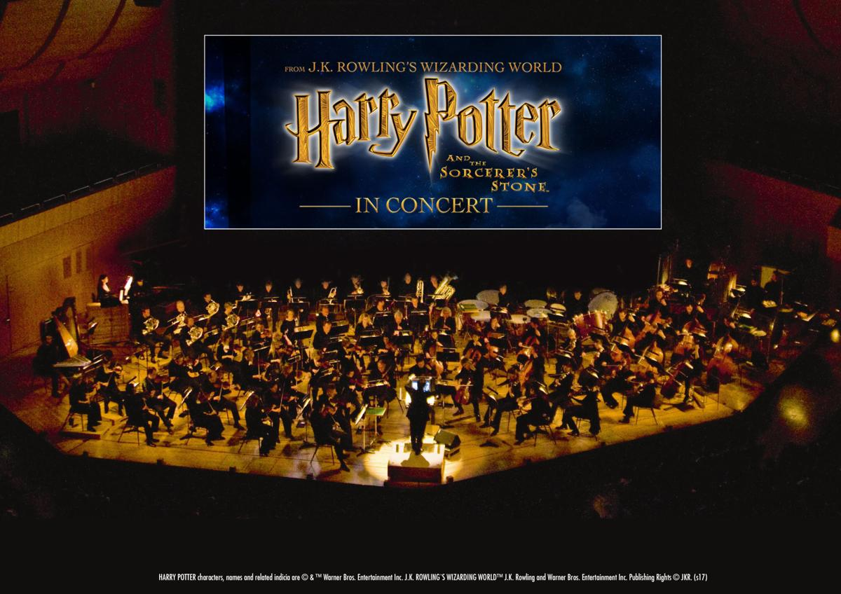 Richmond Symphony to perform \'Harry Potter and the Sorcerer\'s Stone ...