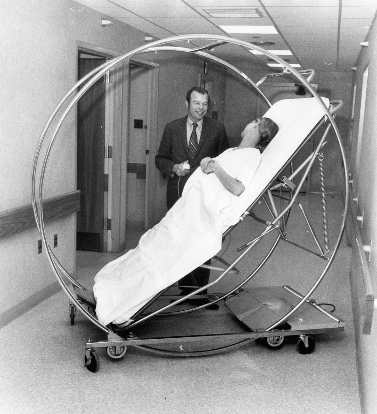 From the Archives: The circolectric bed   From the Archives ...