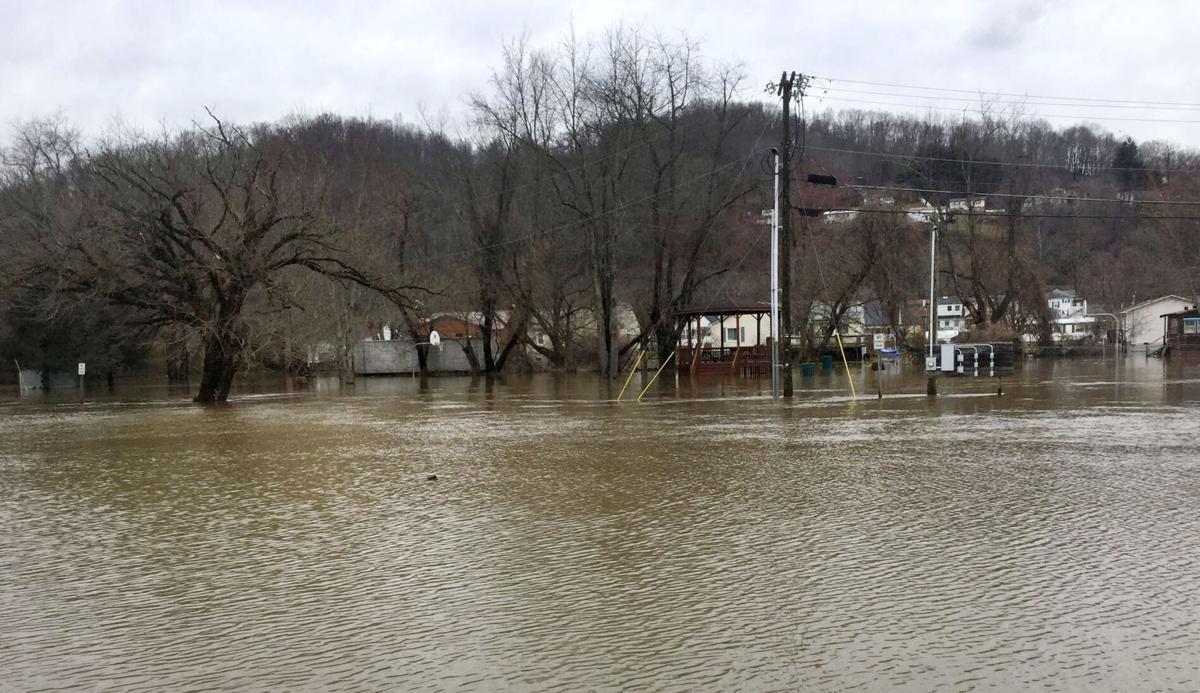 Richlands Flooding