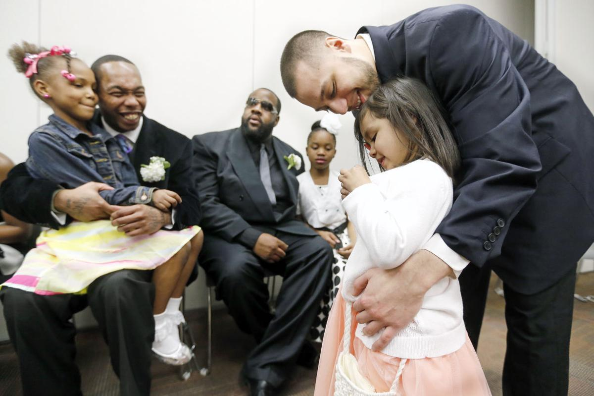 Richmond jail hosts Date with Dad event for imprisoned fathers