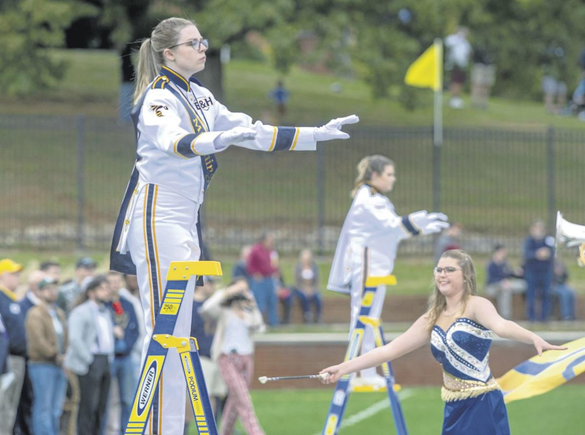 Emory & Henry Marching Band