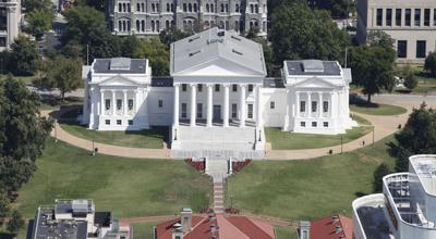 State Capitol aerial