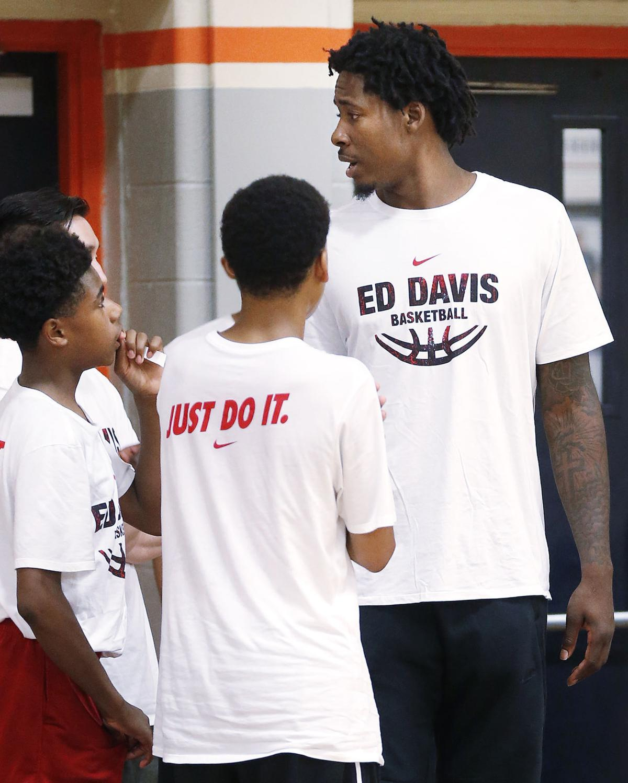Ed Davis Blazes His Own Trail In NBA
