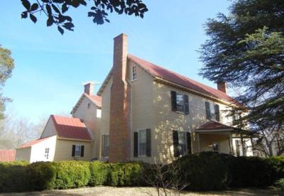 Biz to Go: Historic Va. home on market for first time