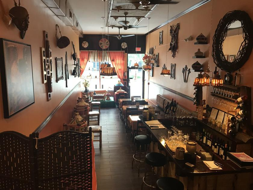 KuRu Ethiopian restaurant is now open downtown on Grace Street