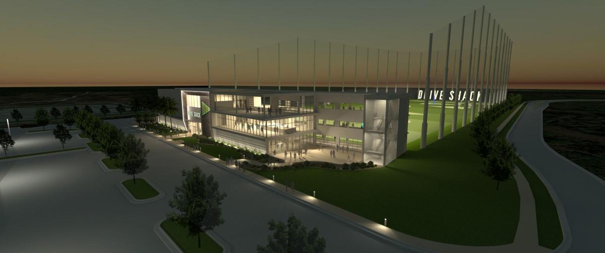 Biz Buzz: Work on Topgolf complex in Henrico gets going