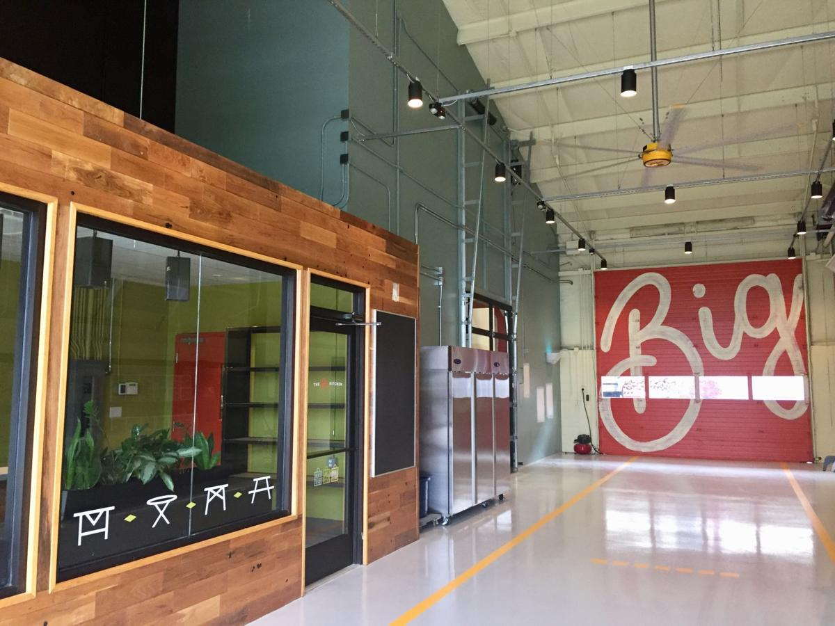 Tazza Kitchen Founders To Open The Big Kitchen In Scotts Addition