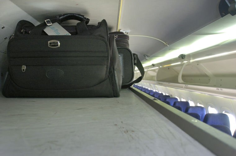 Carry On Crackdown United Enforces Bag Size Limit