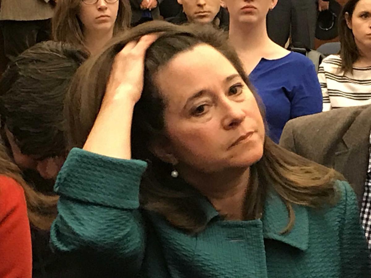 Democrat Shelly Simonds