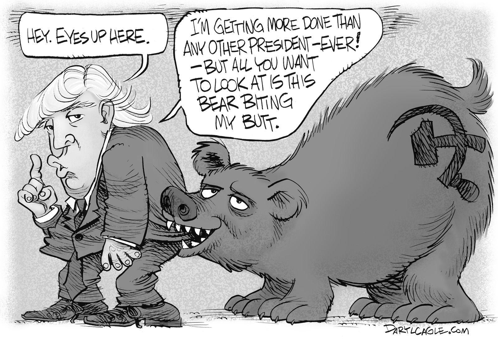"""Congress weighing plan to block Trump from firing Mueller"""""""
