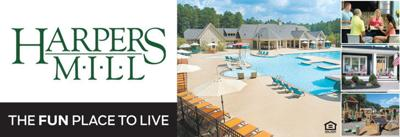 Harpers Mill: Selected as one of fifty best 01