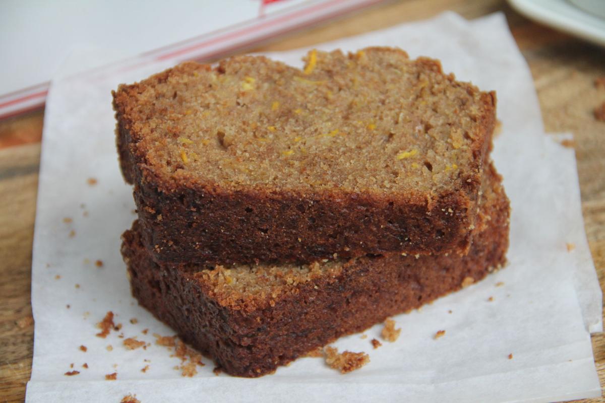 Summer Squash Bread