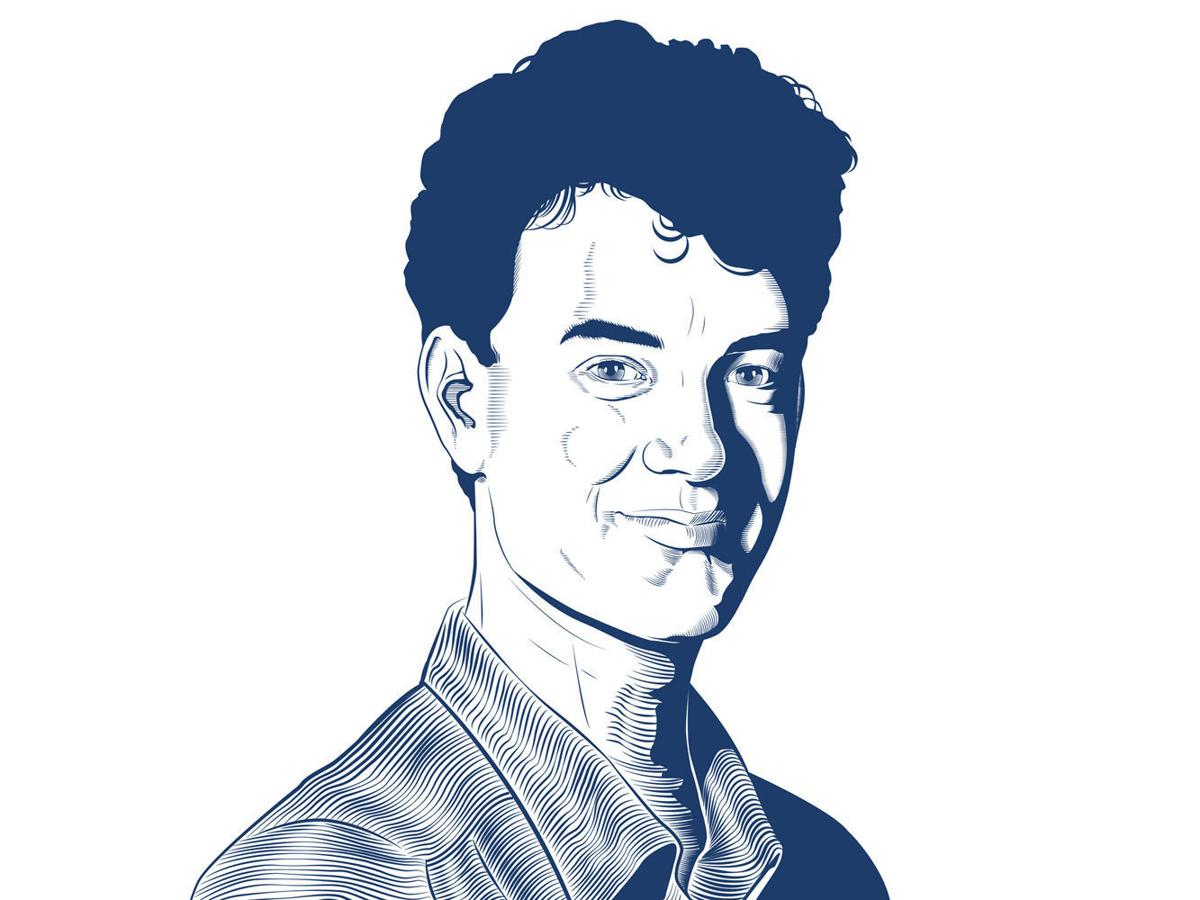 Tom Hanks illustration