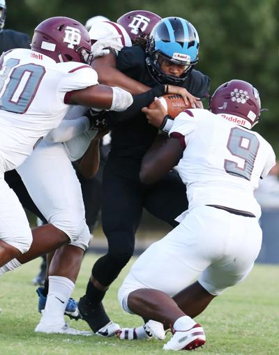 Thomas Dale at L.C. Bird high school football