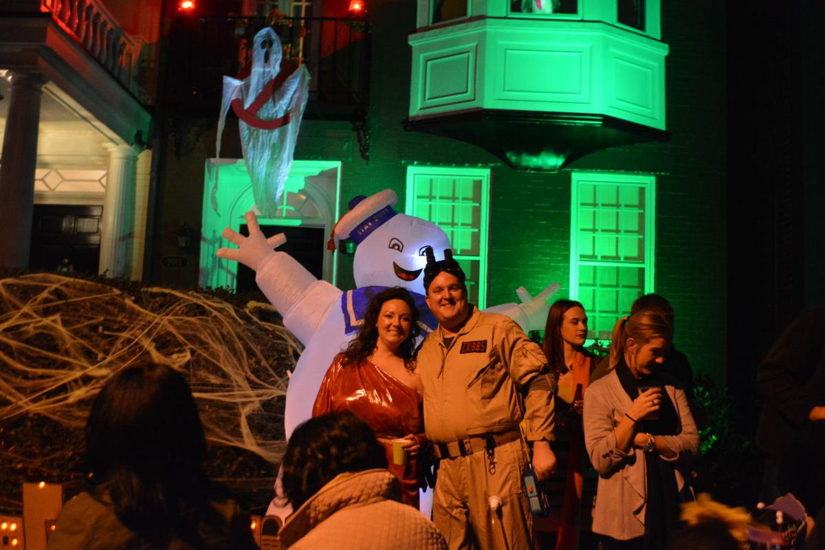 The history of Halloween on Richmond's Hanover Avenue ...