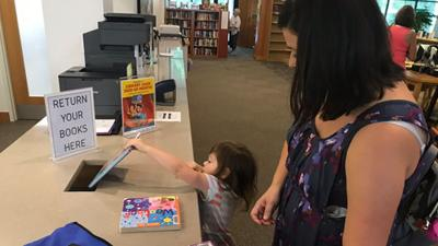 PCPL celebrates National Library Card Sign-Up Month