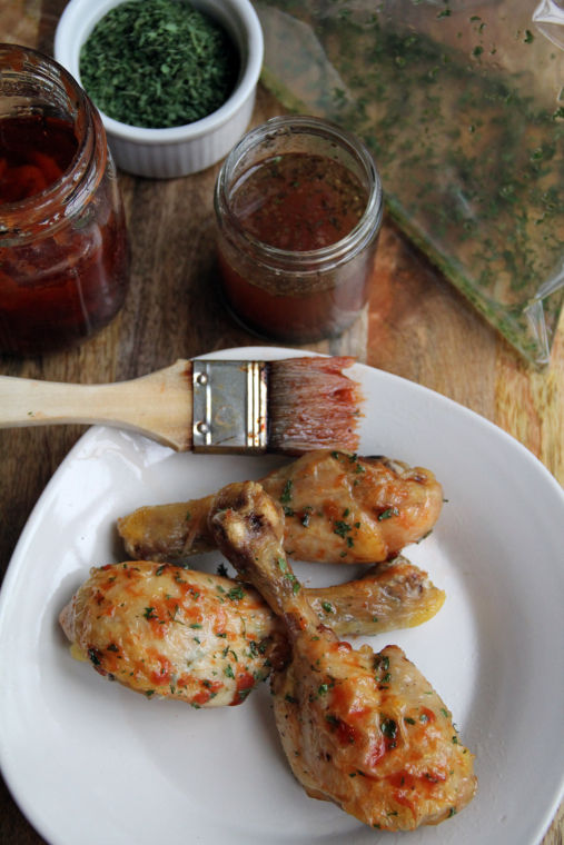 Soak it up: Marinades for summer grilling
