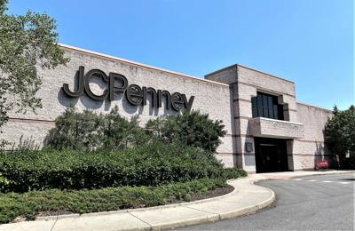 Penney store at Virginia Center Commons