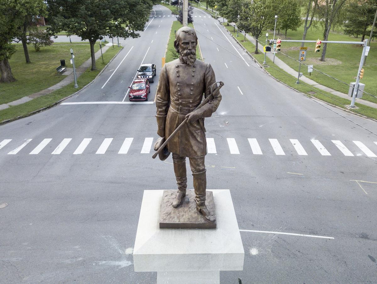 A.P. Hill Statue