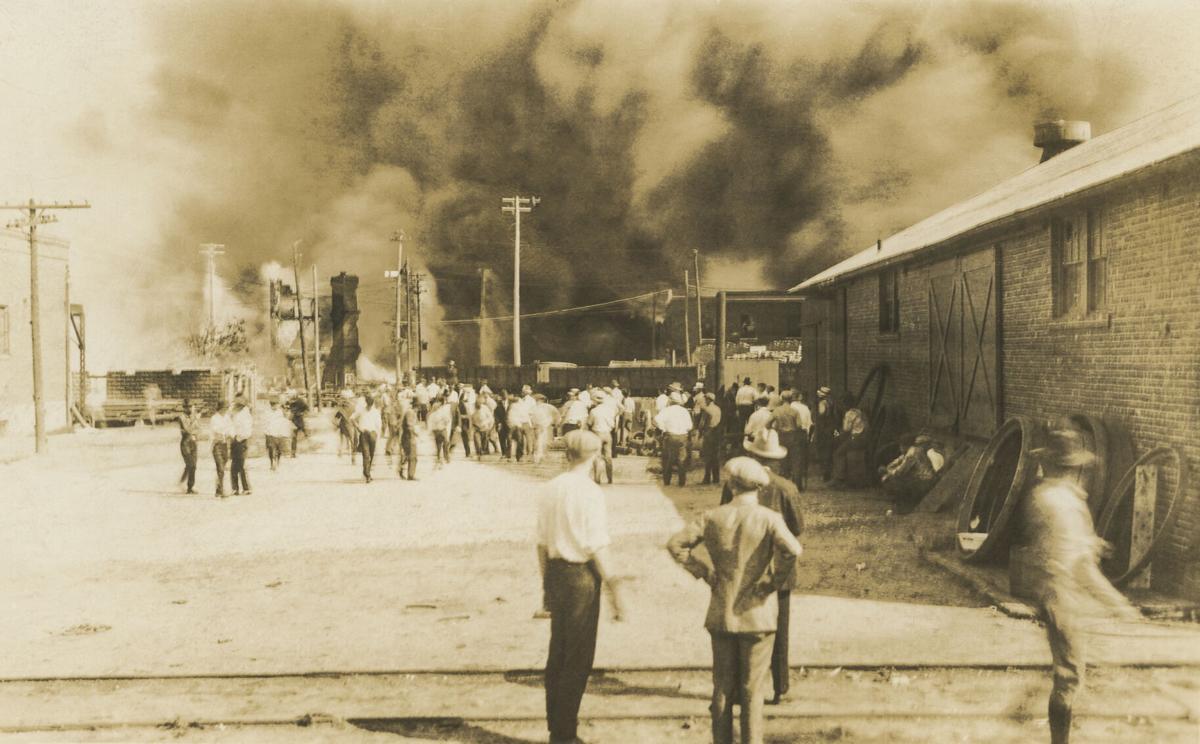 History channel race massacre documentary