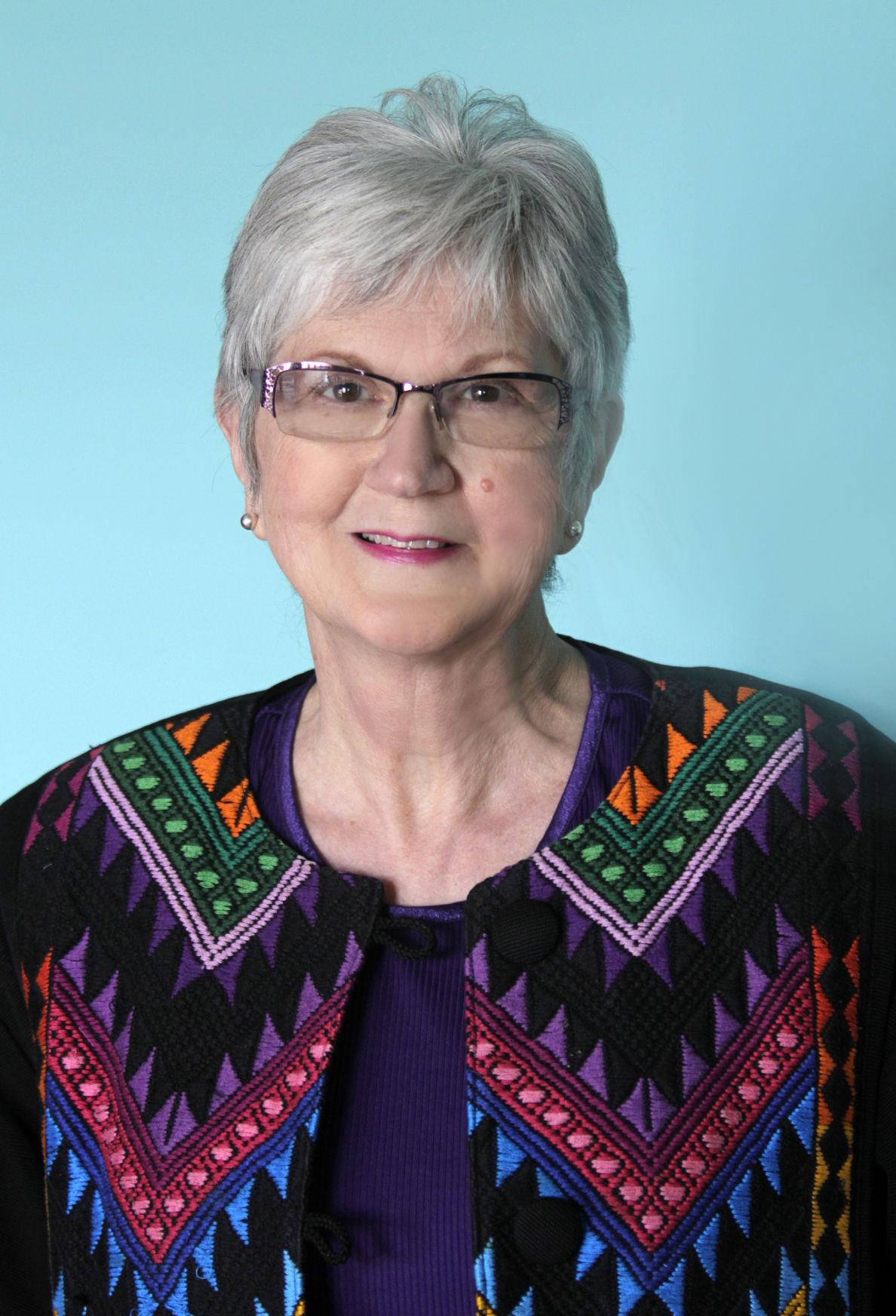Nancy Wright Beasley Headshot